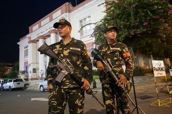 Filipiny: ranni w wybuchu przed kościołem podczas