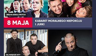 """""""Mistrzowie Kabaretu"""" w Teatrze Capitol"""