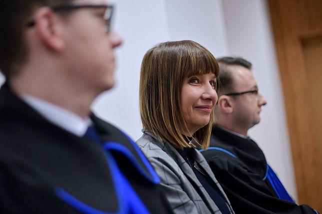 Grażyna Wolszczak wygrała w sądzie. Skarb Państwa przekaże pieniądze na cel charytatywny
