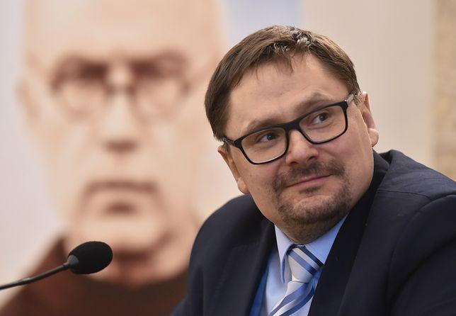 Tomasz Terlikowski nie zgadza się z decyzją kurii