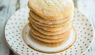 Babcine kruche ciasteczka. Wystarczą trzy składniki