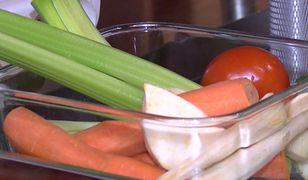 Co zdradza kod kolorów owoców i warzyw