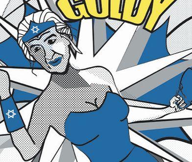 """""""BALKON GOLDY"""" - brawurowy monodram o żelaznej damie Izraela"""