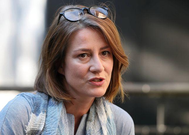 Maja Ostaszewska chętnie angażuje się w akcje społeczne