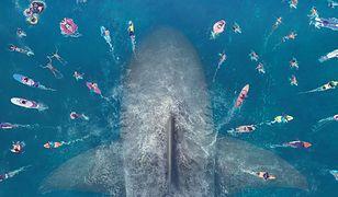 """Wielki rekin na spokojnych wodach w superprodukcji """"The Meg""""  na DVD i Blu-ray"""