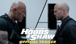 Szybcy i wściekli: Hobbs & Shaw - szalony zwiastun spin-offu serii. Kiedy premiera?