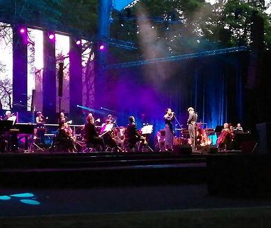 Paulina Przybysz na 5. Koncercie Muzyki Filmowej w Sopocie