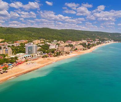 Okazja dnia: Bułgaria. Złote Piaski w sierpniu