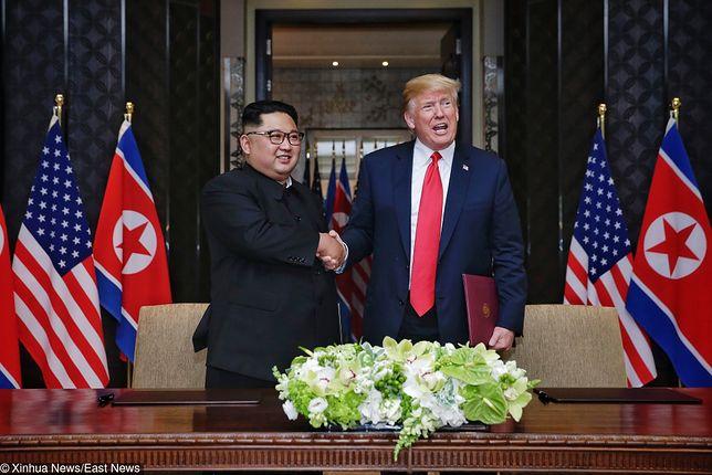 USA i Korea Północna prowadzą rozmowy ws. trzeciego szczytu Donalda Trumpa i Kim Dzong Una