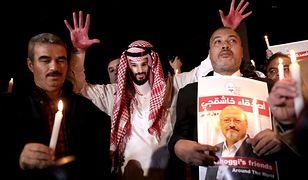 Protesty po morderstwie Jamala Khashoggiego
