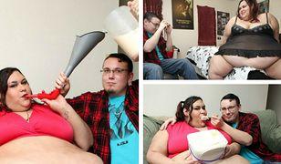 """Kobieta chce być tak gruba, że aż nie będzie mogła się ruszać. """"Chcę ważyć 450 kg i czuć się jak królowa"""""""