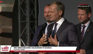 "Donald Tusk o piciu wódki w Magdalence. ""A co mieli, strzelać do siebie?!"""