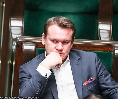 Dominik Tarczyński czeka na mandat do Europarlamentu