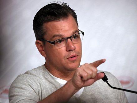 Matt Damon: Dajcie spokój Affleckowi!