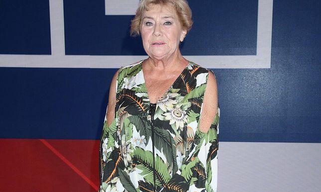 Teresa Lipowska została wplątana w aferę