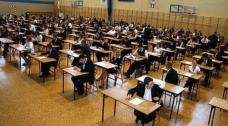 Trzech maturzystów nie zostało wpuszczonych na egzamin