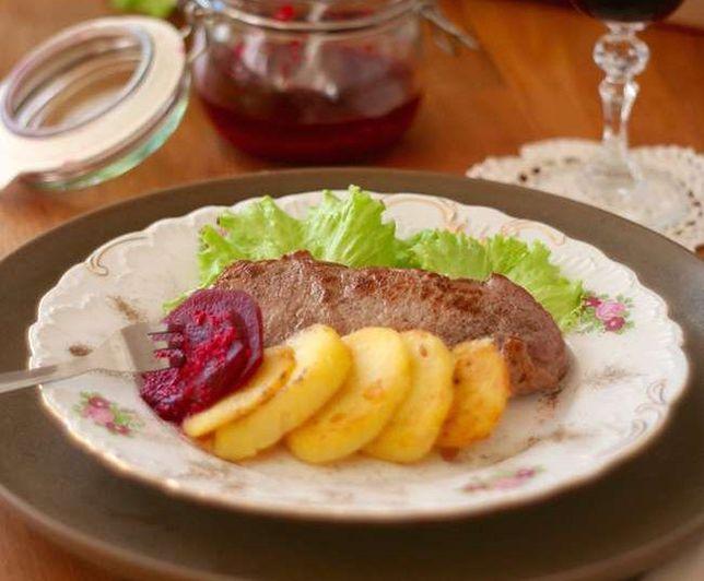 Befsztyk wg przepisu kucharza francuskiego cesarza