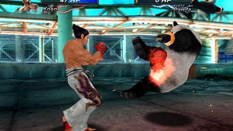 Tekken Card Tournament - recenzja. O raju, Tekken na smartfony!