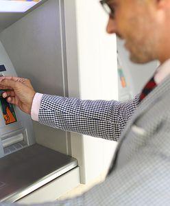 Awaria dużego banku, nie działają bankomaty