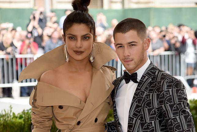 Priyanka Chopra i Nick Jonas nie przejmują się dzielącą ich różnicą wieku