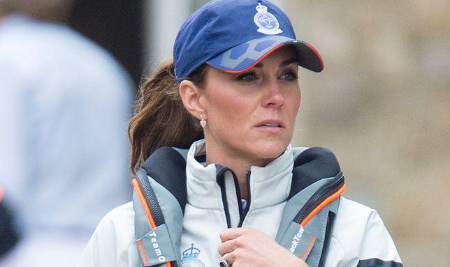 Kate Middleton odchudzała się przed ślubem