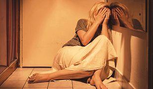Wiele kobiet męczy się w małżeństwie ze względu na dzieci.
