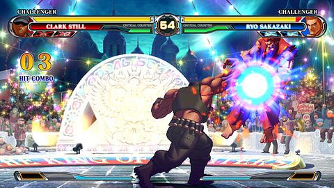 Galeria: King of Fighters XII