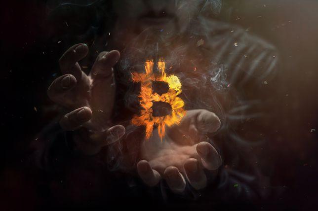 Bitcoin został uznany przez Merrill Lynch za gorącego kartofla. Zabronił swoim klientom inwestowania
