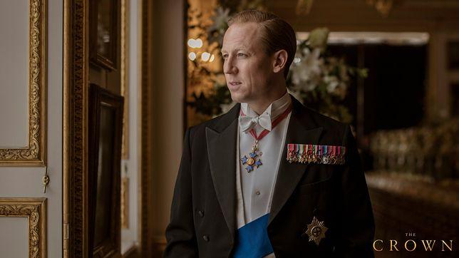 The Crown: Tobias Menzies jest księciem Filipem