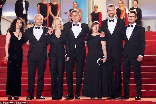 Cate Blanchett gratuluje polskiej ekipie w Cannes. Te zdjęcia was rozczulą