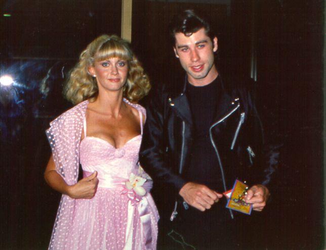John Travolta i Olivia Newton-John znowu razem. Minęło 41 lat