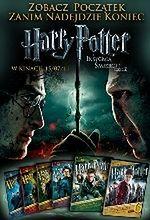 Nowe edycje kolekcjonerskie Harry'ego Pottera. Części 1-6 już na DVD!