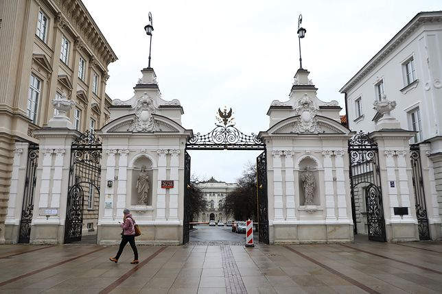 Koronawirus. Warszawa. UW przygotowuje się na rekrutację w późniejszym terminie