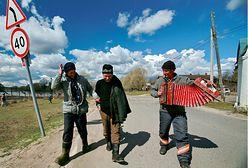Rosjanie nie potrzebują toalet i bieżącej wody. Do życia wystarczą im czołgi i rakiety