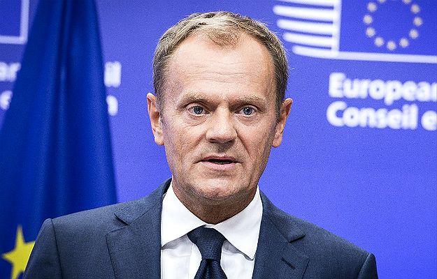 Szczyt ws. Brexitu. Donald Tusk stawia twarde warunki: trzeba uporządkować przeszłość