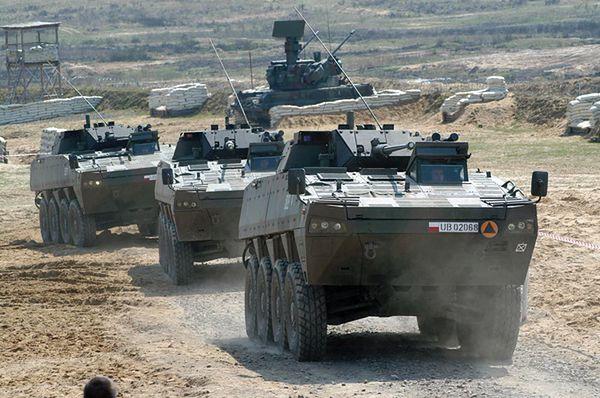 """""""Dziennik Zbrojny"""" odpowiada Putinowi: w 48 godzin polskie wojska mogą być pod Kaliningradem"""