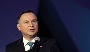 Powrót do szkół. Andrzej Duda i Przemysław Czarnek tłumaczyli decyzje podjęte przez rząd