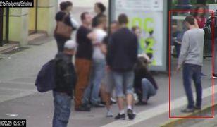 Szukają złodzieja, który ukradł telefon mężczyźnie ratującemu nieprzytomną kobietę