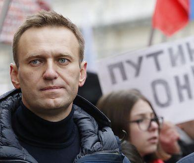 Europejski Trybunał Praw Człowieka żąda uwolnienia Nawalnego