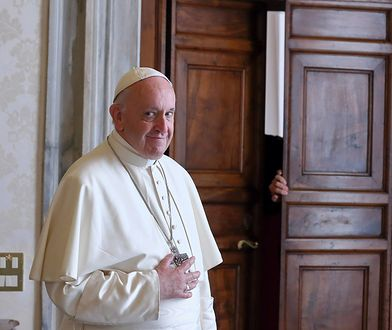 Papież Franciszek opowiedział o tym, jak odbierają go dzieci
