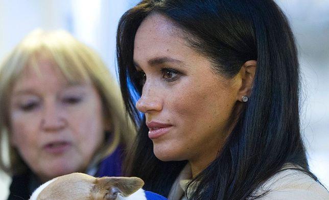 Księżna Sussex ma kolejne problemy na głowie