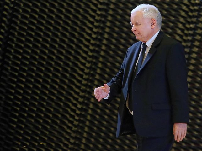 Prezes PiS w Krakowie też wbił szpilę w przeciwników