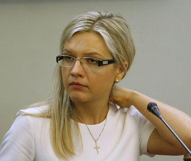 Małgorzata Wassermann o Nowaku: absolutny brak kompetencji
