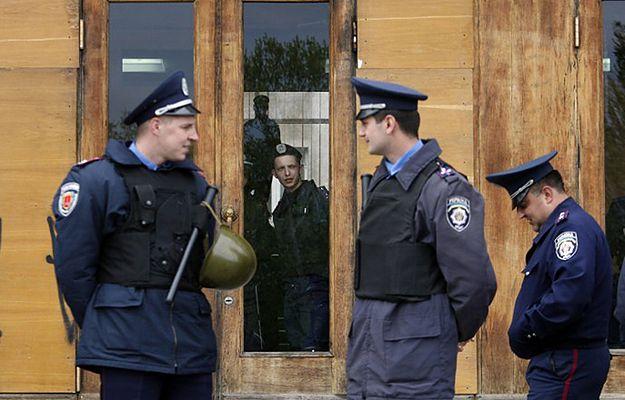 Znany ukraiński sędzia przyłapany podczas przyjmowania ogromnej łapówki