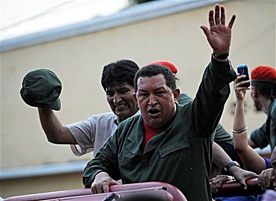 """""""Postępowanie Chaveza, to poważny błąd"""""""
