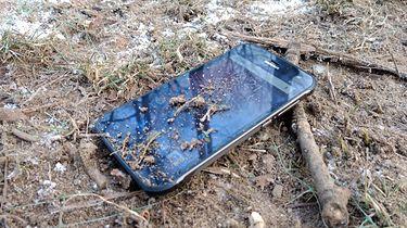Pancerny smartfon niepozbawiony sprzeczności. Recenzja i testy myPhone Hammer Blade! - spokojnie wytrzymał aportowanie psa