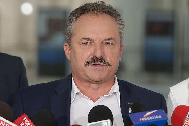 Marek Jakubiak w Sejmie