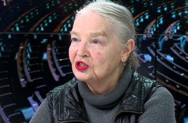 Jadwiga Staniszkis: PiS robi papierowy zamach stanu