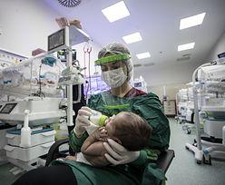 Koronawirus. Dobre wieści dla rodziców noworodków