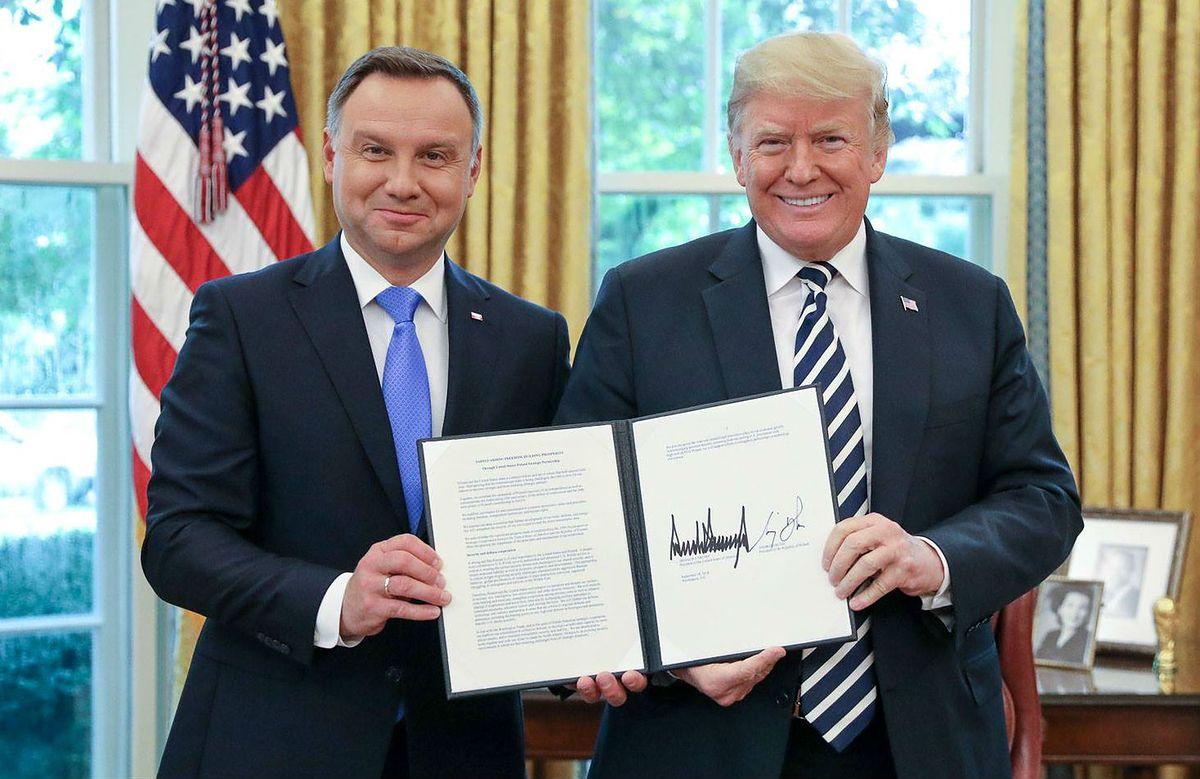 """""""Polska zapłaci miliardy za obecność wojsk USA"""". Będziecie zdziwieni, ile płacą Niemcy"""